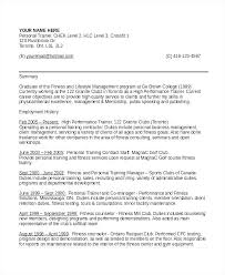 General Resume Examples Stunning Gym Manager Resume Download Operations Manager Resume Fitness Gym