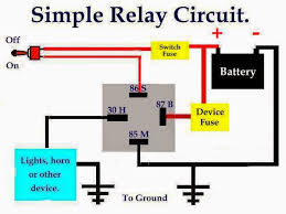 simple auto wiring diagrams simple wiring diagrams simple auto wiring diagrams simple%2brelay%2bcircuit%2b