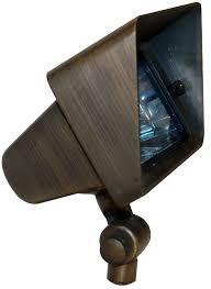 alliance outdoor lighting fl200 solid brass flood light 200