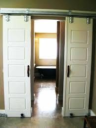 Bifold Barn Door Hardware Inspirations Closet Sliding Doors Locks ...
