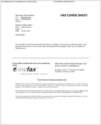 What Goes On A Fax Cover Sheet Hvac Cover Letter Sample Hvac