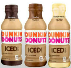 Dunkin' donuts bottled iced coffee is available in four delicious flavors, including mocha, french vanilla, original and espresso. Amazon Com Dunkin Donuts Bottled Ice Coffee 3 Flavor Sampler Pack Grocery Gourmet Food