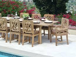 outdoor teak furniture luxury teak patio furniture los angeles iksun teak outdoor