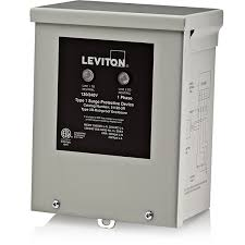 surge protective devices spds industrial commercial and leviton 51120 3r
