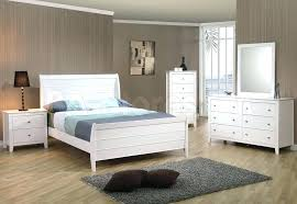 Rustic White Bedroom Furniture New Distressed White Bedroom ...