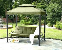 outdoor swing with canopy patio replacement parts inspirational awning