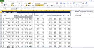credit card payoff calculator excel credit card payoff calculator excel template excel tmp