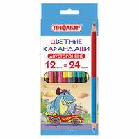 <b>Набор</b> карандашей <b>Пифагор</b> — <b>Цветные карандаши</b> — купить по ...