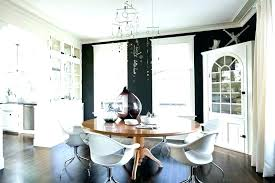 modern dining table setting ideas modern round dining table set modern round kitchen table modern round