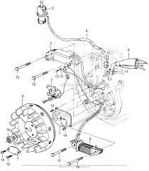 Honda e2500k2 a generator jpn vin e2500 1100006 parts diagram for ford coil wiring diagram honda express coil diagram