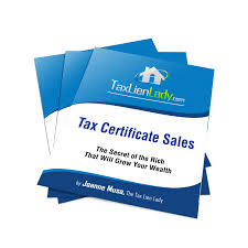 tax lien investing free tax certificate sales special report tax lien investing 8