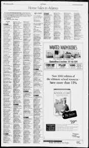 The Atlanta Constitution from Atlanta, Georgia on July 20, 2000 · 112