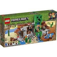 Đồ chơi LEGO MINECRAFT CHÍNH HÃNG - Mỏ Quái Vật Creeper - SIKU 21155 - Lắp  ráp - xếp hình tốt giá rẻ