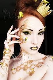 queen bee s makeupbee look php