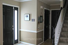 paint interior doorsPainting Interior Doors Black  Design Ideas Photo Gallery