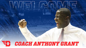 dayton flyers facebook cover dayton flyers anthony grant named new dayton mens basketball coach