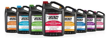 OEM Red - The Easy Match Antifreeze / Coolant for Your Vehicle