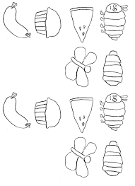 Hungry Caterpillar Drawing At Getdrawingscom Free For Personal