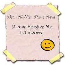 forgive me name pictures