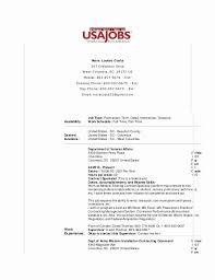 Usajobs Resume Impressive Usajobs Resume Builder Sample Gojiberrycilegi Com Exitalturarealtyus