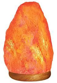 Wbm Salt Lamp Interesting Himalayan Glow Natural Salt Crystal Lamp Table LampDesk Lamp