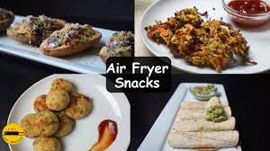indian vegetarian recipes for air fryer