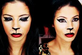 simple cat face makeup easy cat makeup tutorial makeup tutorial you