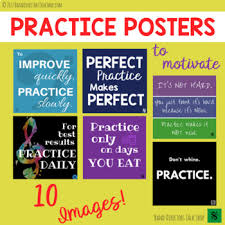Practice Quotes Beauteous Music Bulletin Board Practice Quotes Music Posters By Band