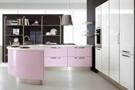 Curved Kitchen Island Designs Curved Kitchen Designs Aromabydesignus