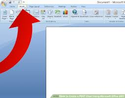 How To Draw Pert Chart In Word How To Create A Pert Chart Using Microsoft Office 2007 4 Steps