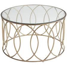 coffee table elana bronze iron round coffee table glass gold coffee table gold glass coffee