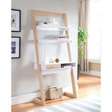 leaning desk bookcase leaning shelf desk ikea