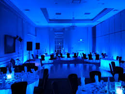 Colour Wash Lighting Full Color Wash Uplighting Portland Wedding Lights