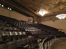 Perspicuous Nourse Theater Seating Chart Nourse Theater