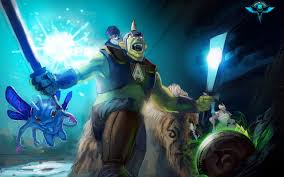 image dota 2 puck alchemist io guardian wisp sorcery monsters