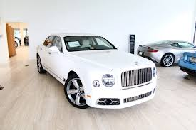 bentley mulsanne white. new 2017 bentley mulsanne speed vienna va white