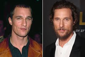 Bald Hair Style matthew mcconaughey was balding in the 90s 3005 by wearticles.com