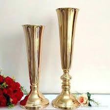 gold mercury glass vases tall gold vases lovely carraway gold mercury glass flower vase