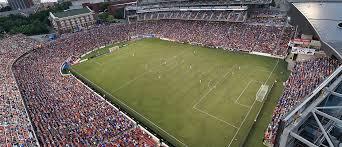 Fc Cincinnati Stadium Seating Chart Nippert Stadium Fc Cincinnati