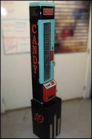 Vintage U Select It Vending Machines Mesmerizing Northland Jukeboxes USelectIt Candy Machines