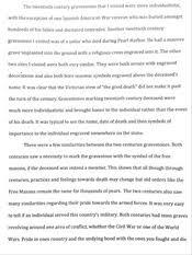 communism essay outline iuml not utline ii iii iv a l vtethnd cf 2 pages twentieth century gravestones essay