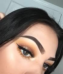 golden dess colorful makeup looks