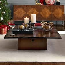 williams sonoma coffee table cantilever coffee table for family room now and office in the house