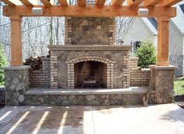 brick outdoor fireplace plans free fireplace designs garden fireplace e ee jpg 440x320 outdoor fireplace sign