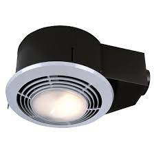 Nutone Broan Qt9093wh Heater Fan And Light Combo For Bathroom And Home Ebay