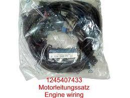 engine wiring harness w124 e260, e300, 4 matic, a1245407433, 534,85 & mercedes w124 wiring harness engine wiring harness w124 e260, e300, 4 matic, a1245407433 Mercedes W124 Wiring Harness