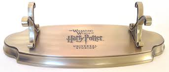 Harry Potter Wand Display Stand Amazon Wizarding World Of Harry Potter Metal Wand Stand W 52