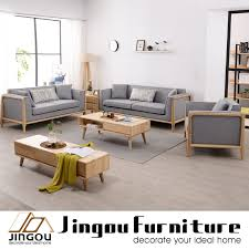 china modern wood living room furniture