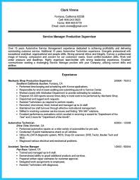 Automotive Technician Resume Writing A Concise Auto Technician Resume Body Tech Exa Sevte 36