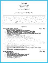Automotive Technician Resume Writing A Concise Auto Technician Resume Body Tech Exa Sevte 36